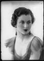 Lady Bridget Poulett, by Bassano Ltd - NPG x80991