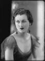 Lady Bridget Poulett, by Bassano Ltd - NPG x80992