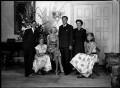 5th Marquess of Dufferin and Ava; Lady Perdita Hamilton-Temple-Blackwood; Marchioness of Dufferin and Ava; John Maude; Anne Bradstock; Lady Caroline Blackwood, by Lenare - NPG x8118