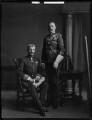 Guy Percy Wyndham; George Wyndham, by Henry Walter ('H. Walter') Barnett - NPG x81416