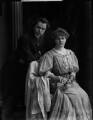 Jan Kubelik; Countess Anna Julie Marie Széll von Bessenyö, by H. Walter Barnett - NPG x81583