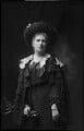 Mary Augusta Ward (née Arnold), by Henry Walter ('H. Walter') Barnett - NPG x81612