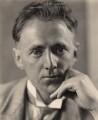 Clifford Bax, by Oscar Hardee (Oscar Hardee Blyfield), for  H. Walter Barnett - NPG x45255
