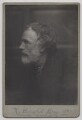 George Meredith, by Frederick Hollyer - NPG x8505