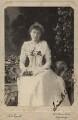 Louisa (née Dunn), Lady Green, by Kate Pragnell - NPG x87147