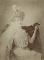 Harriet Julia (née Campbell), Lady Jephson, by Amy Cassels - NPG x87148