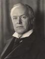 Ronald Crauford Munro-Ferguson, 1st Viscount Novar, by Henry Walter ('H. Walter') Barnett - NPG x45279