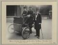 'New Motor Carriage of Sir John Dickson-Poynder MP in Palace Yard', by Sir (John) Benjamin Stone - NPG x87214