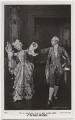 Marie Löhr (Lohr) as Lady Teazle; Sir Herbert Beerbohm Tree as Sir Peter Teazle in 'The School for Scandal', by Daily Mirror, published by  J. Beagles & Co - NPG x8731