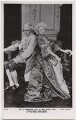 Sir Herbert Beerbohm Tree as Sir Peter Teazle; Marie Löhr (Lohr) as Lady Teazle in 'The School for Scandal', by Daily Mirror, published by  J. Beagles & Co - NPG x8733