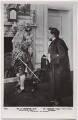 Sir Herbert Beerbohm Tree as Sir Peter Teazle; Hermann Vezin as Rowley in 'The School for Scandal', by Daily Mirror, published by  J. Beagles & Co - NPG x8736