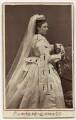 Princess Louise Caroline Alberta, Duchess of Argyll, by A.J. (Arthur James) Melhuish - NPG x8751