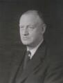 Norman Craven Brook, Baron Normanbrook, by Walter Stoneman - NPG x87584