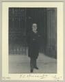 Frank Burnand, by Sir (John) Benjamin Stone - NPG x87728