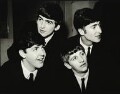 The Beatles (Paul McCartney; George Harrison; Ringo Starr; John Lennon), by Brian Aris - NPG x87843