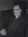 Sir Alfred Edward Faulkner, by Walter Stoneman - NPG x8801
