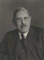 Sir Bruce Stirling Ingram, by Walter Stoneman - NPG x88113