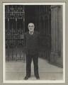 John Elliott Burns, by Sir (John) Benjamin Stone - NPG x8922