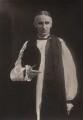Ernest William Barnes, by Walter Scott - NPG x9025