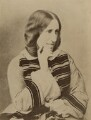 George Eliot (Mary Ann Cross (née Evans)), by London Stereoscopic & Photographic Company - NPG x9049
