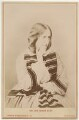 George Eliot (Mary Ann Cross (née Evans)), by London Stereoscopic & Photographic Company - NPG x9050