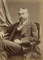 Frank Burnand, by Unknown photographer - NPG x9051