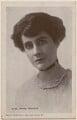 Sarah Brooke (Florence Marguerite Hamilton, née Hannah), by Claude Harris - NPG x9093