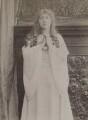 Jane Hading (Jeanne Alfrédine Tréfouret) as Mme. de Seglières, by Reutlinger - NPG x9187