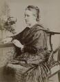 Dame Millicent Garrett Fawcett (née Garrett), by Unknown photographer - NPG x9199