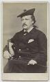 John Campbell, 9th Duke of Argyll, by George Washington Wilson - NPG x94