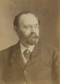 Émile Zola, by Unknown photographer - NPG x9477