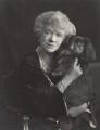 Florence Jane (née Théleur), Lady Alexander, by Henry Walter ('H. Walter') Barnett - NPG x45394