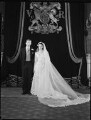George Lascelles, 7th Earl of Harewood; Marion Stein, by Navana Vandyk - NPG x97311