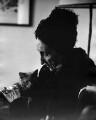 Edith Sitwell, by Mark Gerson - NPG x46700