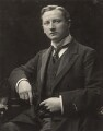 Granville George Leveson-Gower, 3rd Earl Granville, by Henry Walter ('H. Walter') Barnett - NPG x45423