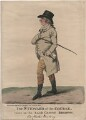 Sir Thomas Charles Bunbury, 6th Bt ('The Steward of the course. Taken on the Race Ground, Brighton'), by and published by Robert Dighton - NPG D10946