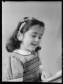 Hon. Kirstine Elizabeth de Daranyi (née Forbes-Sempill), by Navana Vandyk - NPG x97988