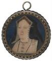 Katherine of Aragon, attributed to Lucas Horenbout (or Hornebolte) - NPG L244
