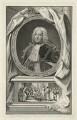 John Carteret, 2nd Earl Granville, by and published by Thomas Major, after  Dominicus van der Smissen - NPG D34791