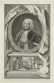 John Carteret, 2nd Earl Granville, by and published by Thomas Major, after  Dominicus van der Smissen - NPG D34792