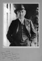 William Maxwell Aitken, 1st Baron Beaverbrook, by Unknown photographer - NPG x88654