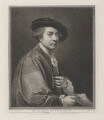 Sir Joshua Reynolds, by and published by John Keyse Sherwin, after  Sir Joshua Reynolds - NPG D34871