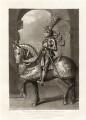 Maximilian I, Holy Roman Emperor, by Charles Turner, published by  Samuel Woodburn, after  Hans Burgkmair - NPG D34885
