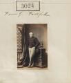 Francis Grantham Faithfull, by Camille Silvy - NPG Ax52427