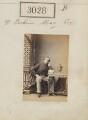 Thomas Erskine May, 1st Baron Farnborough, by Camille Silvy - NPG Ax52431