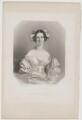 Henrietta Frances (née Cole), Countess de Grey, by Richard Austin Artlett, after  Alfred Edward Chalon - NPG D34850