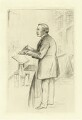 William Smith Greenfield, by William Brassey Hole - NPG D34908