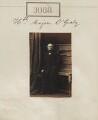Hon. Thomas O'Grady, by Camille Silvy - NPG Ax52489