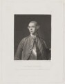 Sir Francis Blake Delaval, by W.A. Rainger, published by  Henry Graves & Co, after  Sir Joshua Reynolds - NPG D34859
