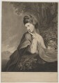 Miss Dempster, by Thomas Watson, after  George Willison - NPG D34867